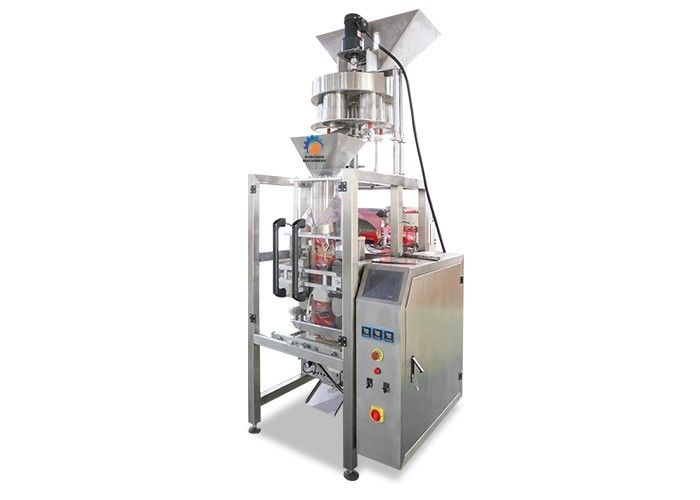 Fertiliser Volumetric Packing Machine 500g - 5000g / Bag 5 - 50 Bags / Min